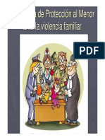 El Sistema de Protección n al Menor ante la violencia familiar