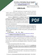 CIRCULAR PROYECTO 5 - SEMANA 2