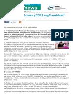 ARPA toscana CO2
