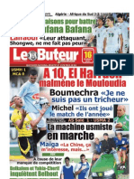 LE BUTEUR PDF du 16/02/2011