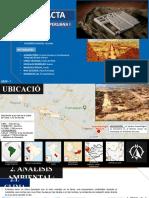PIKILLACTA - GRUPO 1 - ARQ. PERUANA