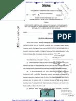 HOSPITALITY ENTERPRISES, INC. et al v. WESTCHESTER SURPLUS LINES INSURANCE COMPANY et al Complaint