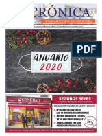 LA CRÓNICA 922 - ANUARIO