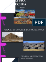 CULTURA QUECHUA