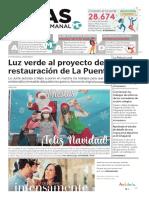 Mijas Semanal Nº923 Del 24 al 30 de diciembre de 2020