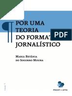 MOURA, Maria B do S. Por uma teoria do formato jornalístico