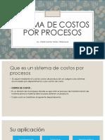 SISTEMA DE COSTOS POR PROCESOS (1)