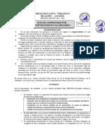 ACTA DE COMPROMISO POR MAL COMPORTAMIENTO-ESTUDIANTE
