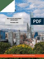 EXECUTIVE SUMMARY FOR FINANCING - ENTRECALLES BUILDING PROJECT - NOVEMBER  2020