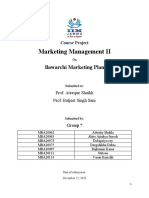 MM Group 7 report