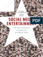 (Postmillennial Pop (Book 7)) Stuart Cunningham, David Craig - Social Media Entertainment_ The New Intersection of Hollywood and Silicon Valley (Postmillennial Pop)-NYU Press (2019)