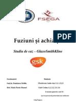 Fuziuni și achiziții final pdf