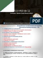 Formação em Coaching EAD 4.0 - Aula 10 de 12