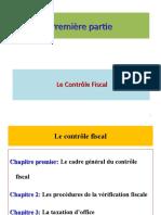 Le contrôle fiscal  màj 2020 2021.ppt