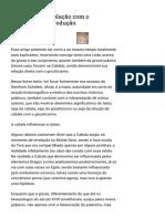 A cabala e sua relação com o gnosticismo Introdução_ _ by Enzostilianidi _ Nov, 2020 _ Medium.pdf