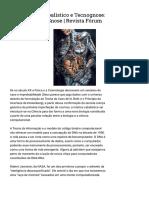 Gnosticismo Cabalístico e Tecnognose_ o atalho para a Gnose _ Revista Fórum