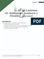 AMBIENTES HOSTILES ATLS