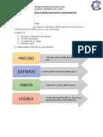 FUNDAMENTOS DE MODELO MATEMATICO Y PROGRAMACION