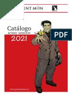 Plan Editorial Ponent Mon Primer Semestre 2021