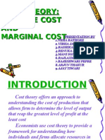 COST THEORY change 2