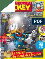 Le Journal de Mickey - 25 Novembre 2020
