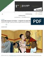 Nem todo romano era branco – o império era mais diverso do que parece | Internacional | EL PAÍS Brasil