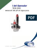 POLYMETRON 8362 Medición del pH-Spanish-Manual del Operador