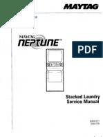 Maytag Neptune Stack