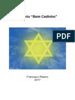 """Hinário """"Bem Cedinho"""" Francisco Ribeiro"""