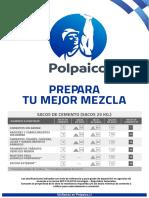 421106075 Dosificacion Cemento 25kg PDF