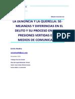 TRABAJO DE FIN DE GRADO. Emilio Medina Delgado.