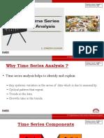 Time Series Analysis 1