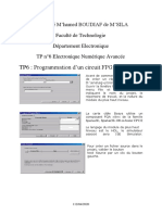 Tp 6 Implément FPGA
