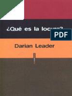 ¿Qué es la locura.pdf