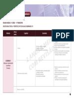 Planejamento Pedagógico - 1º Ano - Física - 1º Trimestre - Caderno 01 - Frente B