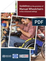 16535843 Manual Wheelchairs