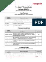 800-08211V95_PW_5.0_SP1_Release_Notes_November_5_2020