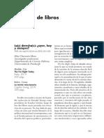 Elías Chavarría-Mora sobre mude