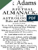 Book_1663_Jack Adams_Perpetual Almanack