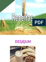 5 - RECEITAS VEGETARIANAS