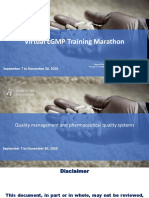 Quality Management and Pharmaceutical Quality Systems