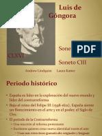 Gongora Presentation