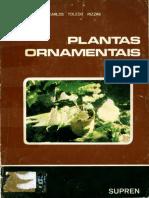 Plantas Ornamentais - Rizzini