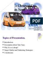 Copy of Tata Nano PPT