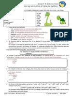 Correction - 1ere année_TP2  Python turtle v hassen 2020_2021