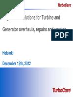 TurboCare Engineered Solution for Turbine & Generator Repair (litgeringen)