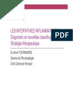 2014 DES Neuro RAA Myopathies Inflammatoires Dr Tournadre