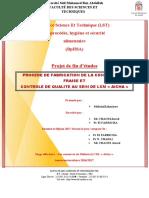 Procede de fabrication de la c - Zakariyae MOKRINI_3868.pdf