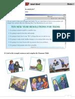 11th Grade - Theme 01 - Smart Sheet