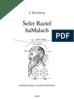 Eisenberg, J. - Sefer Raziel haMalach